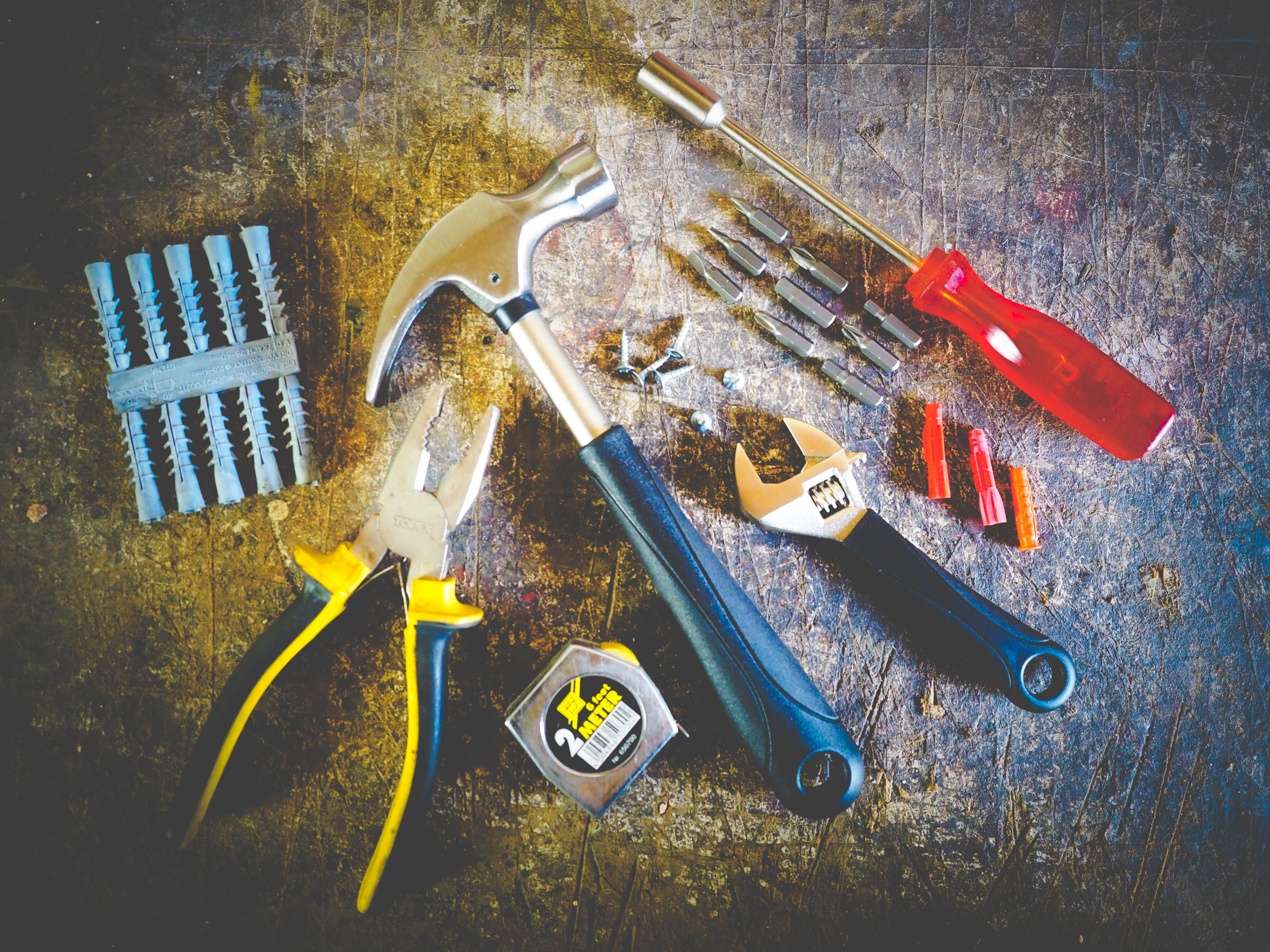 Hand and Portable Powered Tools – $9.95